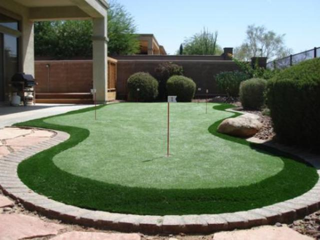 Custom Putting Greens in MN & WI | Call for Minneapolis ... on Putting Green Ideas For Backyard id=99989